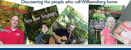Williamsburg Virginia Magazine
